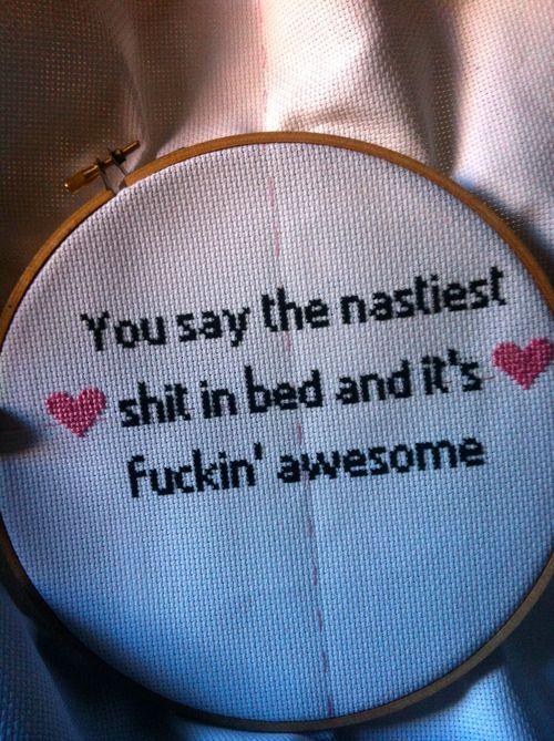 Autors: blū Keep it classy, just a lil' nasty