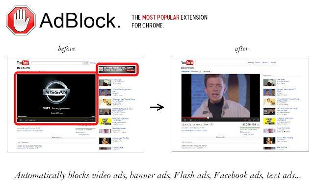 AD Block vienkaarssi superiiga... Autors: catvsdog google chrome