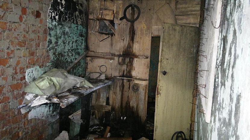 Autors: Ragnars Lodbroks Neliels nakts pavazājiens pa sanatoriju