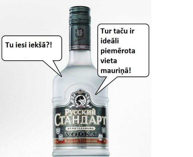 Autors: patriboks Alkohola ietekme