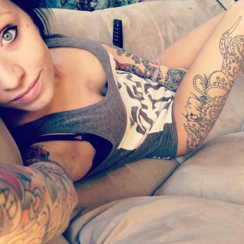 Autors: VectorX Tattooed Women VII