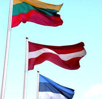 Kas mūs vieno Kādēļ mēs esam... Autors: RECIDĪVISTS Par Baltiju !!