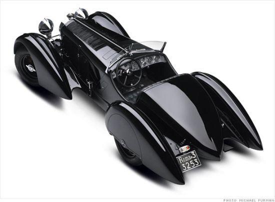 Ralfa Laurena 1930 gada... Autors: R1DZ1N1EKS Auto pērles.