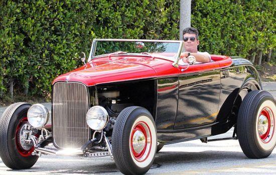 Saimona Kouela Hot Rod... Autors: R1DZ1N1EKS Auto pērles.