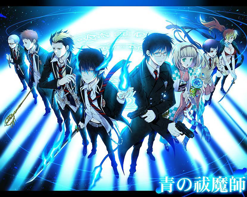 Ao No Exorcist  Piedzivojumu... Autors: Game Edits Anime Top 20