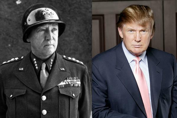 Gen George Patton gt Donald... Autors: luvazhels Vēsturiskie Slavenību Līdzinieki!!!