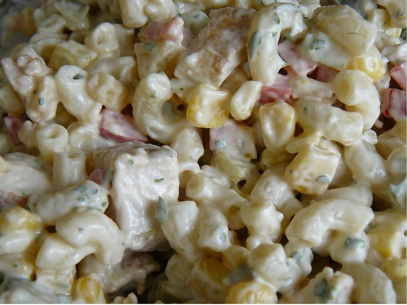 Makaronu... Autors: 69 Dažādi salātiņi...