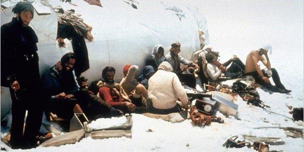 Lidmascaronīnas avarija Andu... Autors: Karalis Jānis Viņi izdzīvoja ziemā - stindzinošos apstākļos!!!