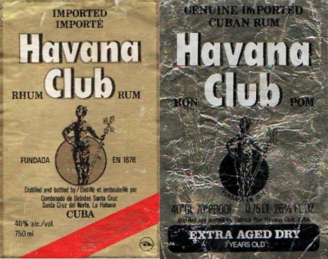 Kubiescaronu rums Havana Club... Autors: Fosilija 90-to gadu šmiga Latvijā un Krievijā