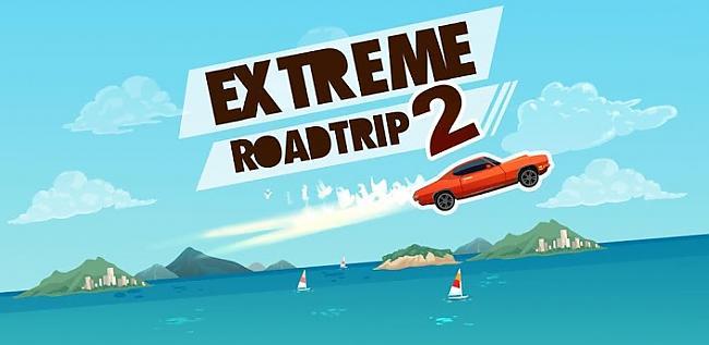 Extreme Road Trip 2Līdzīga... Autors: Reezy Android spēles!