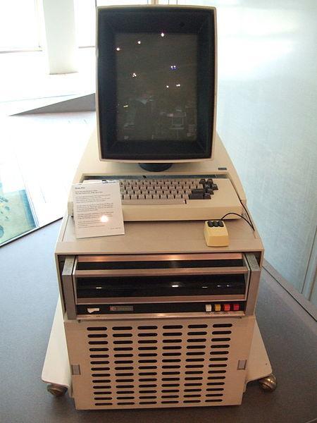 1973gadā Xerox PARC izstrādāja... Autors: Werkis2 Kā Apple apzaga vieglprātīgo - XeroX (XeroX Alto 1973)