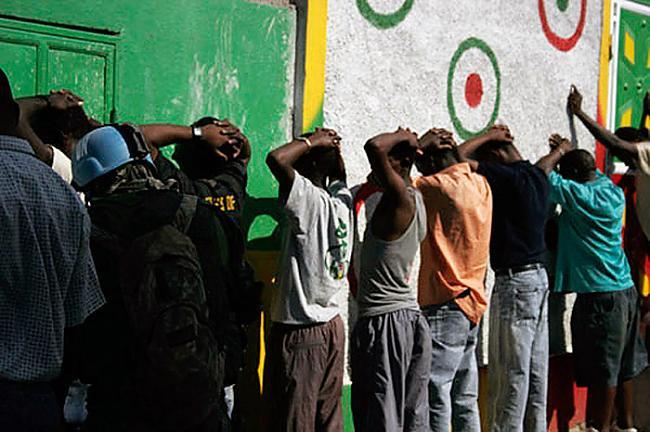 Jamaikas Posse Scaronī ar... Autors: Fosilija Pašas nežēlīgākās bandas pasaulē