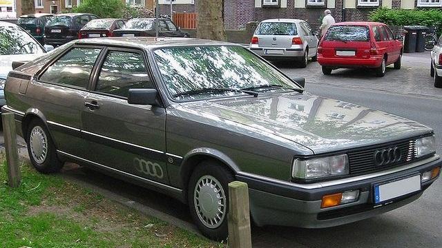 Audi Coupe B2 priekscaronas un... Autors: twitter15 Audi Coupe