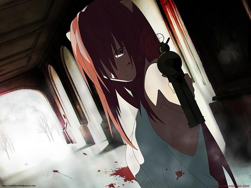 Autors: robox45 [Anime] Elfen lied
