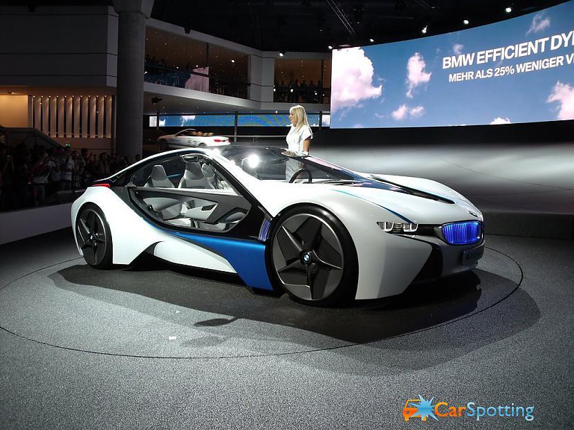 BMW i8 Autors: Kaprālis BMW Concept