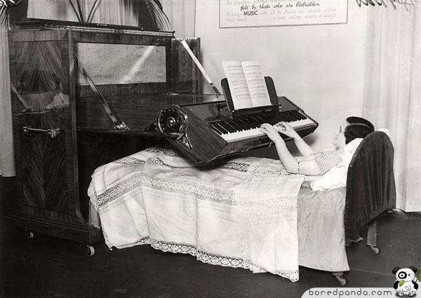 Gultas klavieres Lielbritānija... Autors: Fosilija 20.gs. trīsdesmito gadu izgudrojumi
