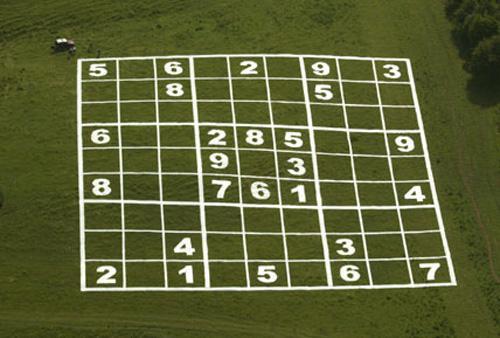 Kad prāta spēle Sudoku... Autors: Moonwalker 20 šokējoši fakti