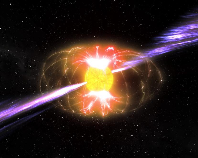 Nr 8  MagnetāriIztēlojies... Autors: Ben4iks 10 dīvainākās lietas Visumā