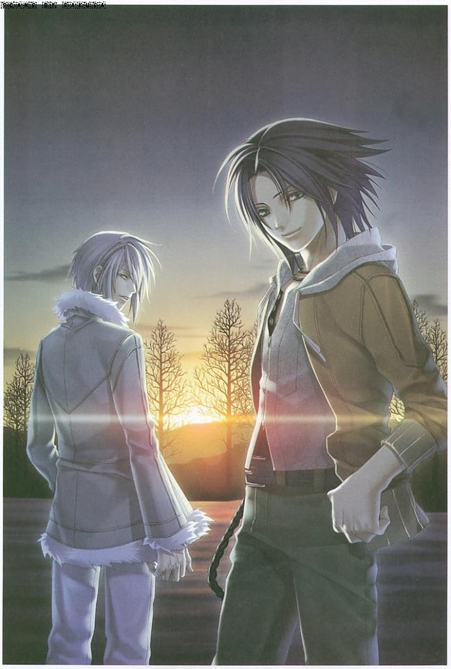 Autors: Niky Boo Hide and Seek ~Hiiro no Kakera~