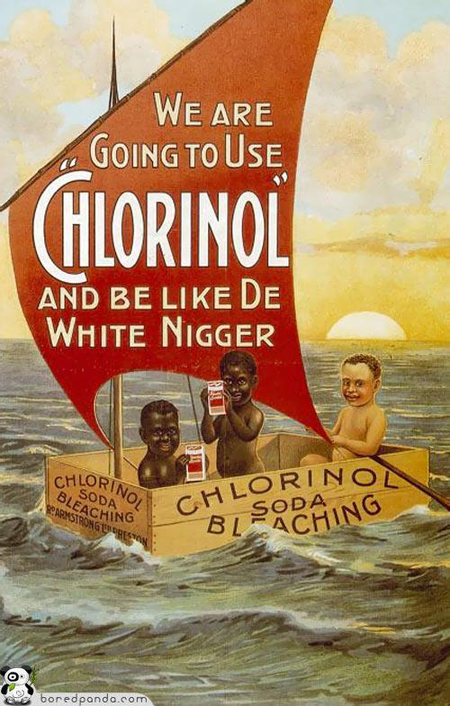 Lieto quotChlorinolquot un esi... Autors: Fosilija Reklāmas, kas mūsdienās būtu aizliegtas