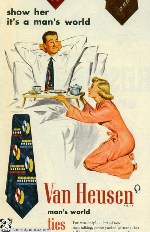 Parādi viņai ka tā ir... Autors: Fosilija Reklāmas, kas mūsdienās būtu aizliegtas