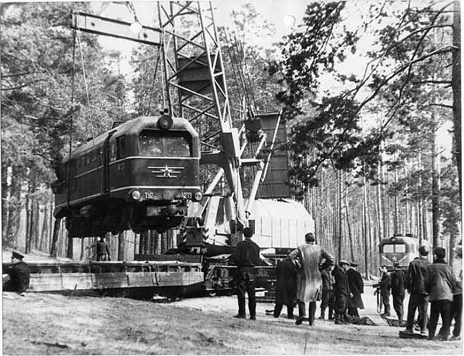 nbsp1957 gada maijā sastāvu... Autors: Budists Rīgas bērnu dzelzceļš