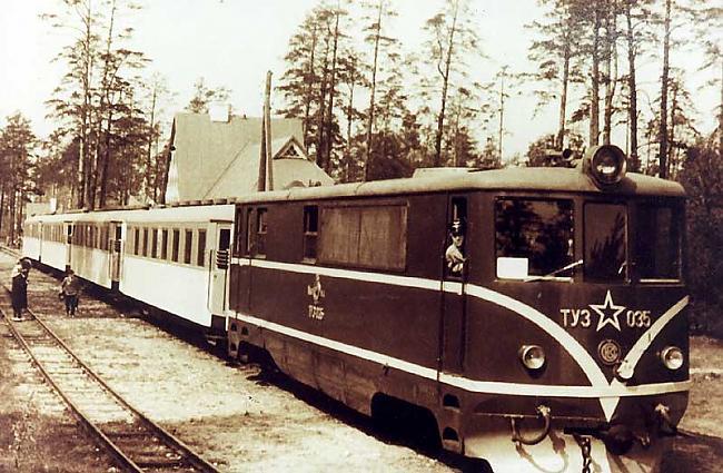 nbspTajā pascaronā gadā līnija... Autors: Budists Rīgas bērnu dzelzceļš