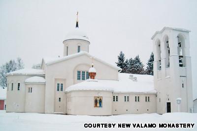 4Valamo klosteris... Autors: R1DZ1N1EKS Viesnīcas, kurās uz romantiku prāts nenesas.
