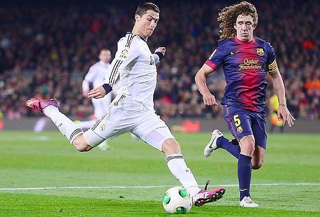 Trescaronā spēle notika... Autors: Vēlamais niks El Clasico (RMad vs FCB)