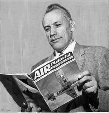 stāsta varonis  K Irbītis1936... Autors: Mahitoo Kārlis Irbītis - izcilais Latviešu avioinženieris
