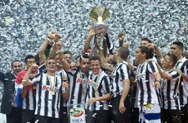Juventus savu pirmo kausu guva... Autors: Vēlamais niks Juventus vēsture
