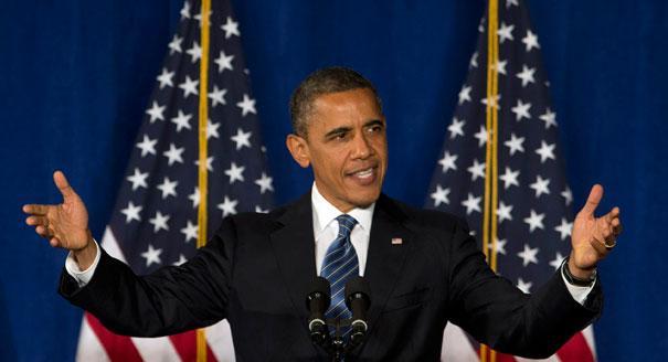 Ceturtā vieta Barack Obama... Autors: ivarssmaidins Top 10 twittera populārākie profili.