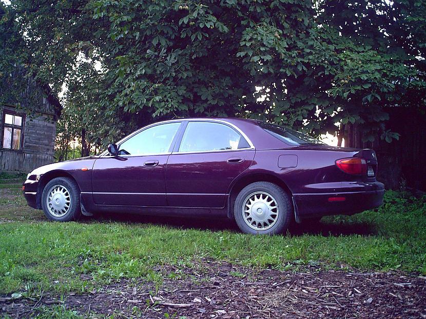 Tika iegādāta Mazda Xedos 9... Autors: katobek Mani auto