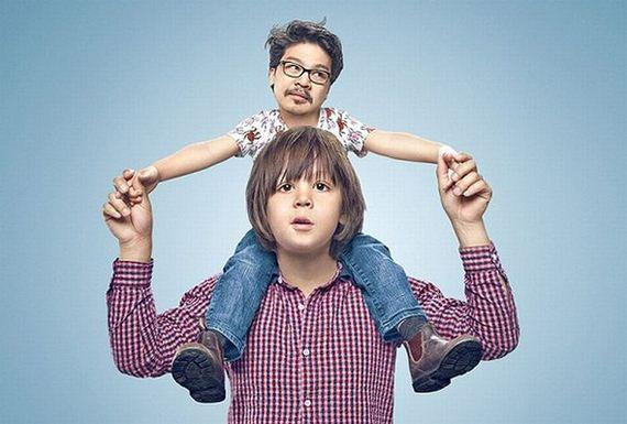 Autors: MarexV Vecāki kļūst par bērniem