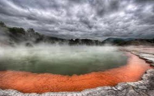 Īslandē apkurē izmanto karstos... Autors: Datoru Spēlē Kaut kas par Īslandi!