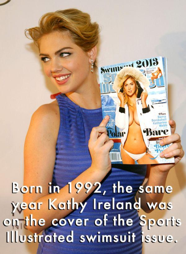 Kate Upton  dzimusi 1992 gadā Autors: iFamous Slaveni cilvēki kuri dzimuši 90 gados.