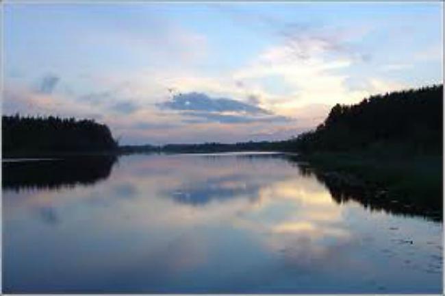 Penoras ezerā meklējot naftu... Autors: moncis15 Dažādi interesanti fakti! :)