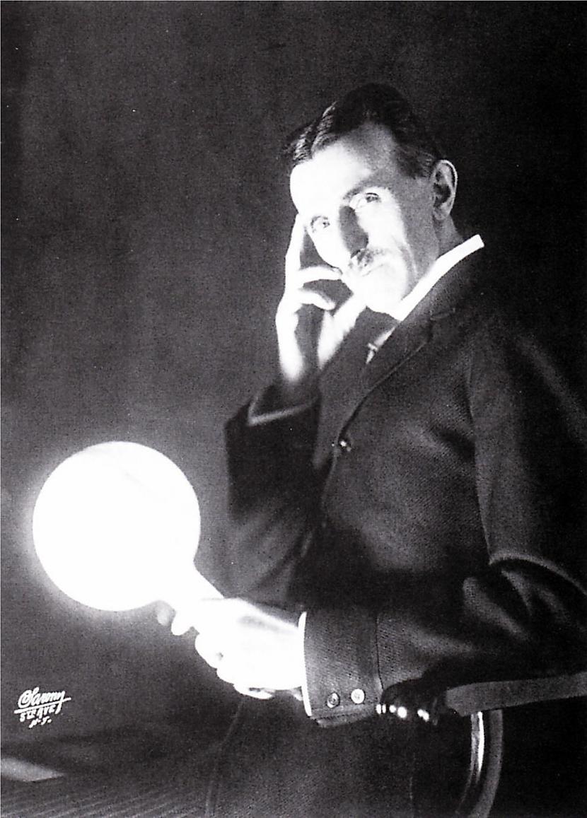 Teslas izgudrojumi jau... Autors: Gugols Nikola Teslas tornis – Bezvadu elektrība