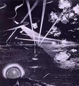 Lai gan zinātnieka piezīmēs... Autors: Gugols Nikola Teslas tornis – Bezvadu elektrība