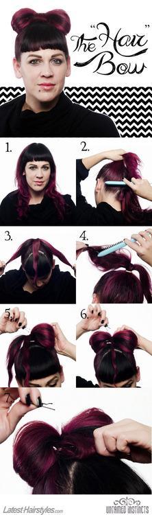 Autors: LieneAnnaKika2002 D.I.Y. Hair Style