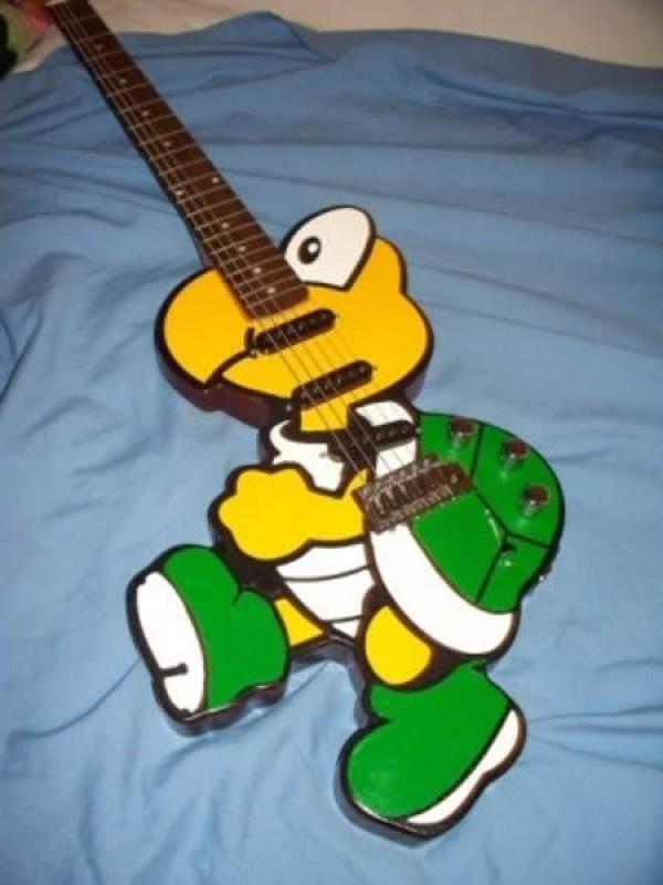 Autors: davids12345 Interesantas ģitāras.