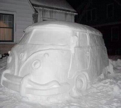 Autors: AtomicChicken Sniega Veidojumi