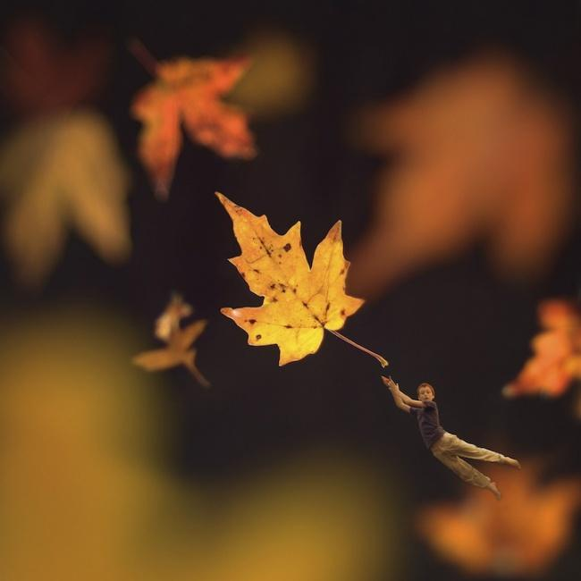 """Autumn Autors: psychoXdisco """"Little folk"""" maģija"""