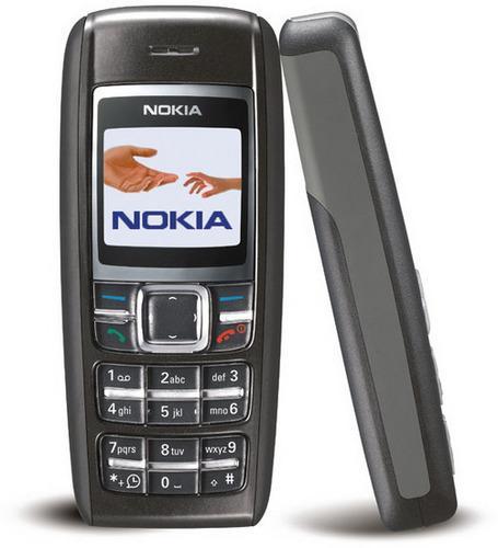 Nokia 1600 izlaists 2006 gadā... Autors: Fosilija Top 20 pārdotākie telefoni pasaulē.