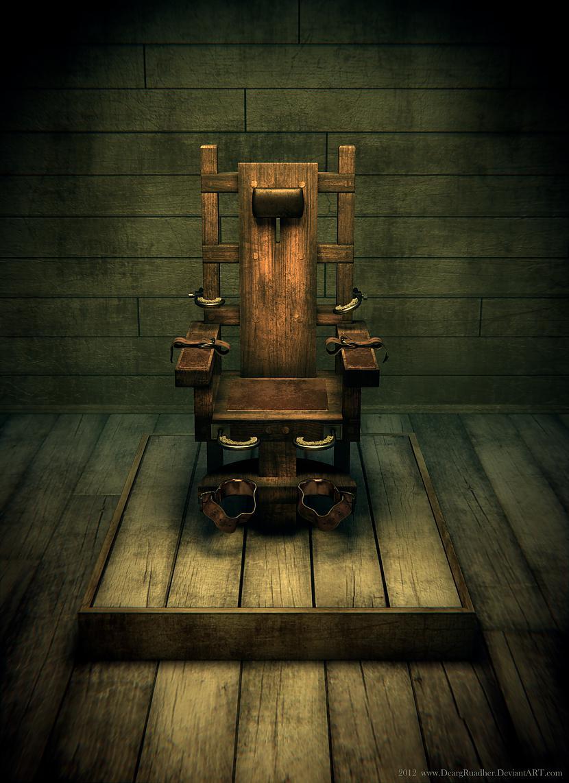 Elektrisko krēslu izgudroja... Autors: Deez Nuts Fakti par jebko.