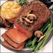 Bifeļu gaļaDaudzi saka ka tā... Autors: F A K S Ko lietot uzturā lai ātrāk izveidotu muskuļus!