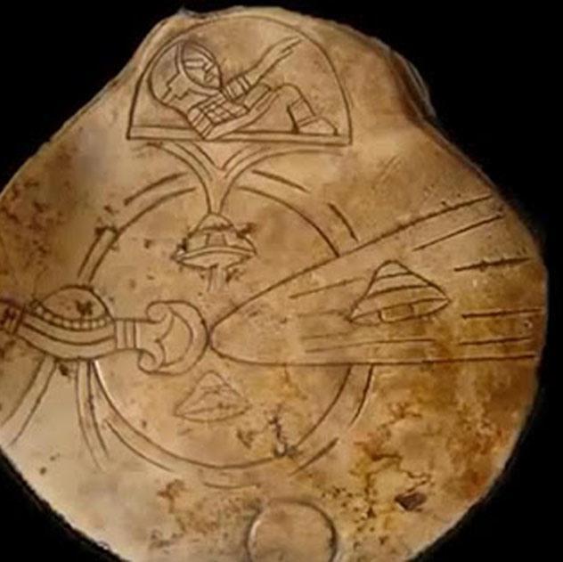 2012 gadā Meksikas valdība... Autors: Karalis Jānis Mistiski citplanētiešu artefakti.