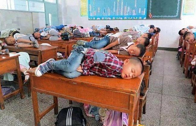 Ķīnā skolās oficiāli ir... Autors: Fosilija Fakti, kurus vērts uzzināt