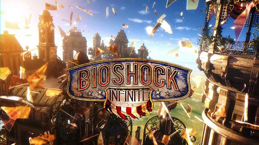 8 Vieta  Bioshock... Autors: Cepumugludeklis Top 10 video spēles 2013. gadā.