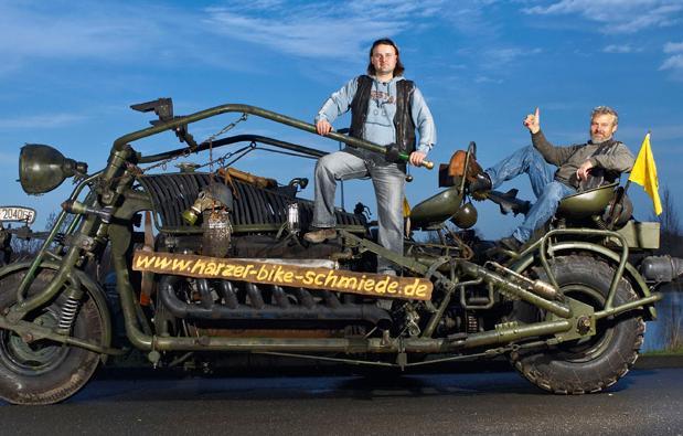 Smagākais motociklsScarono... Autors: Pasaules iedzīvotājs Pasaulē lielākais...